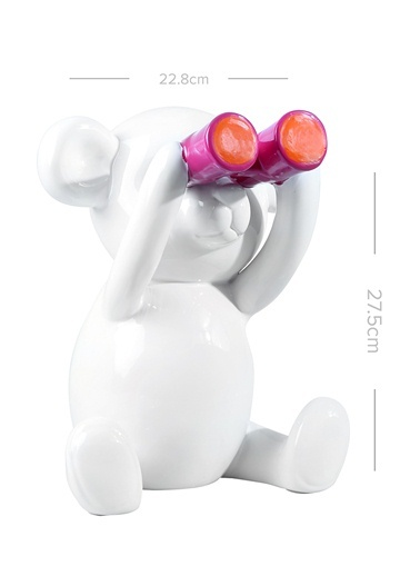 Trend Cute Bear Biblo-Dekorazon